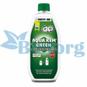 Жидкость для биотуалета Thetford Aqua Kem Green Concentrated Аква Кем Грин концентрат