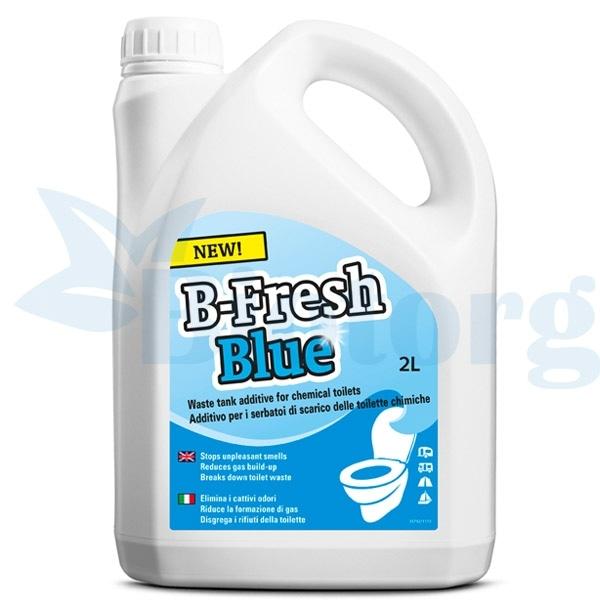 Жидкость для биотуалета Thetford B-Fresh Blue Би-Фреш Блю