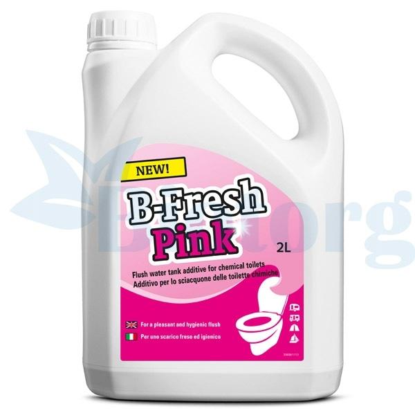 Жидкость для биотуалета Thetford B-Fresh Pink Би-Фреш Пинк