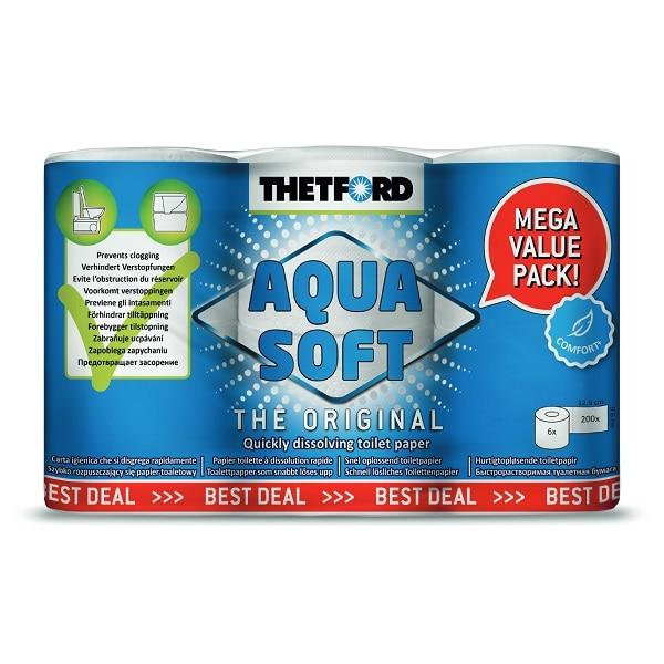 Туалетная бумага Thetford Aqua Soft (Аква Софт)